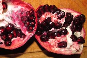 Pomegrante Seeds